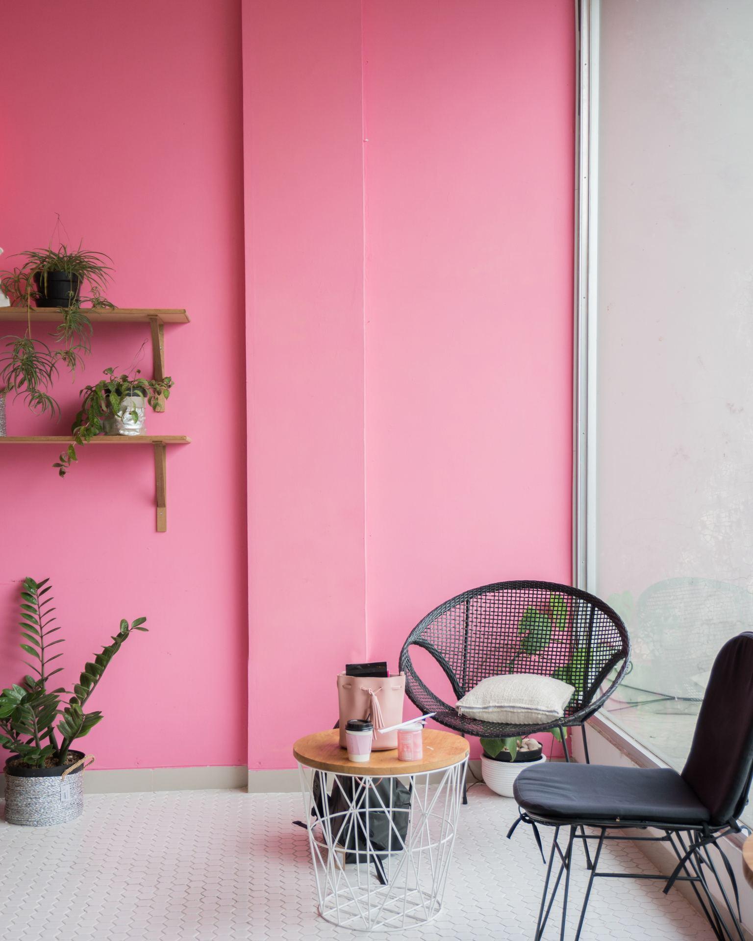Dekorera väggarna hemma